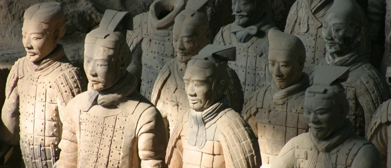 The Qin: The First Chinese Empire and The First Emperor