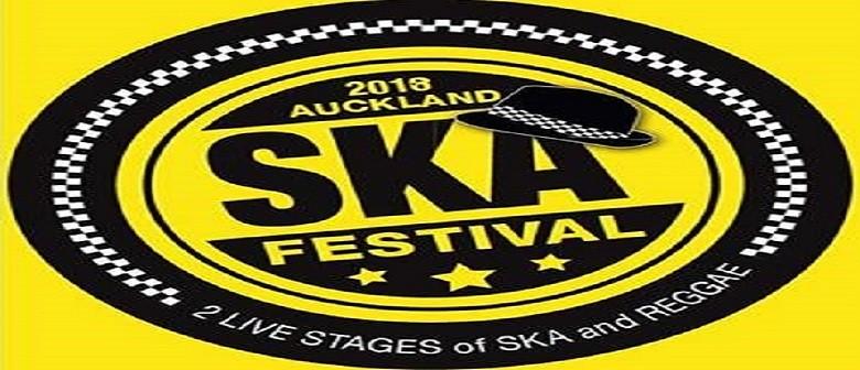 The 2018 Auckland Ska Festival