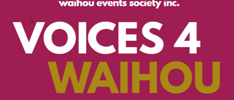 Choirs 4 Waihou