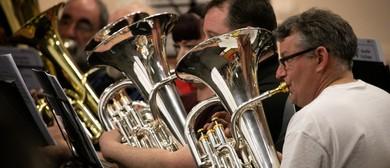 Thomsons ITM - Waikato Bay of Plenty Brass Band Contest