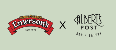Emerson's Tap Takeover