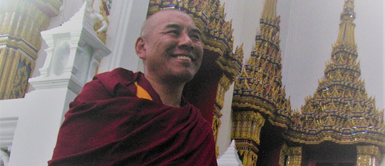 Geshe Jampa Tharchin: Meditate Together - Stilling the Mind