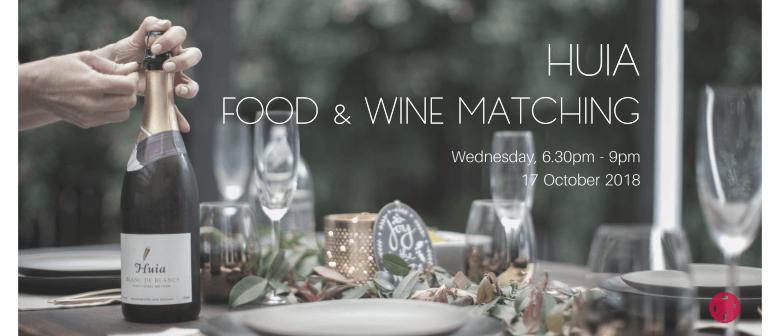 Food & Wine Matching Dinner - Huia Vineyard