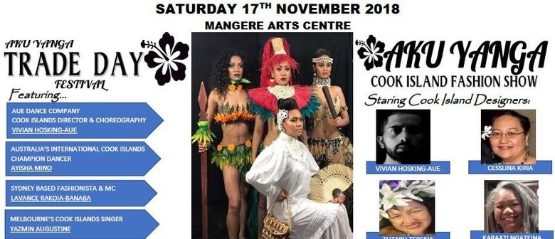 Aku Yanga Cook Island Fashion Show