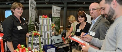 Exhibition Space: Auckland Business Chamber Marketplace Expo