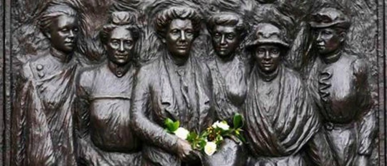 Celebration 125th Womens Suffrage Christchurch NZ