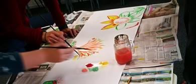 Children's Casual Art Class