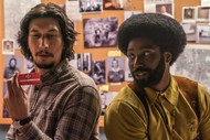 Image for event: Blackkklansman