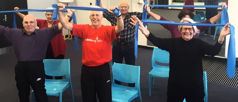 Seniors Week - Sit and Be Fit