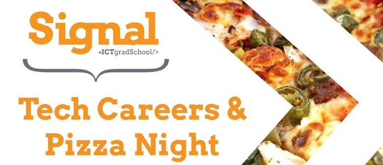 Tech Careers & Pizza Night