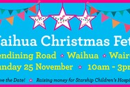 Image for event: Waihua Christmas Fete