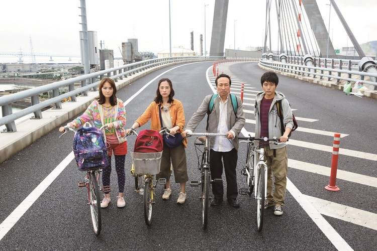 survival family japanese movie