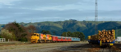 A Wonderful Day In Woodville by Train & The Manawatu Gorge