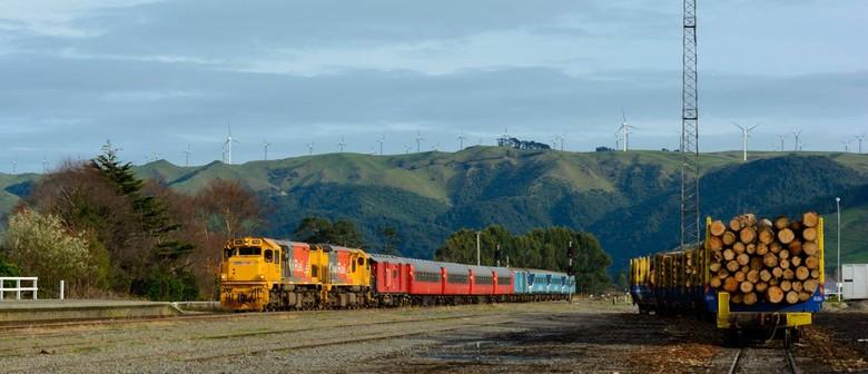 A Wonderful Day In Woodville by Train & The Manawatu Gorge