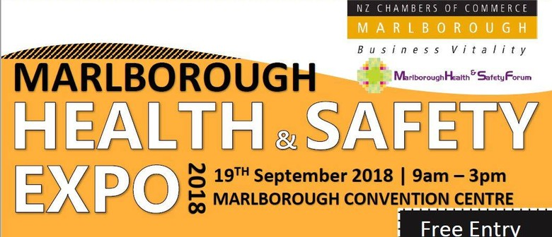 Marlborough Health & Safety Expo 2018