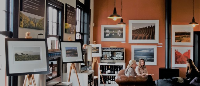 Kevin Judd Photographic Art at The Wine Station