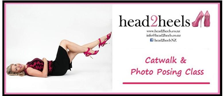 Catwalk & Photo Posing Class