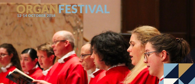 OrganFestival - Combined Choirs Present Laudes Organi