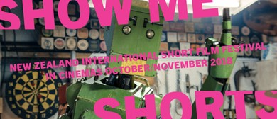 Show Me Shorts - My Generation