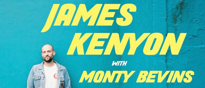 James Kenyon with Monty Bevins NZ Tour