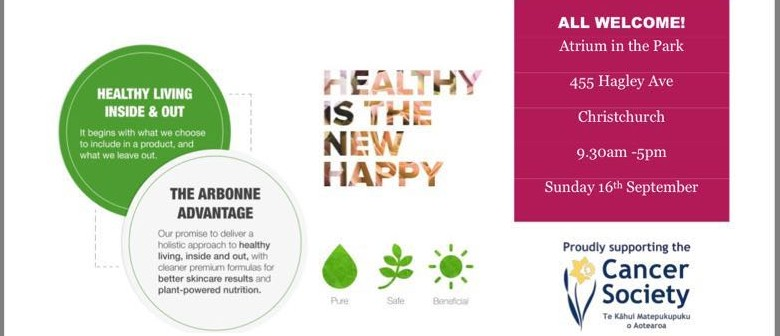 Healthy Living Workshop - Supporting the Cancer Society