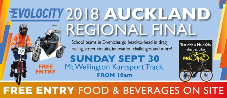 Evolocity 2018 Auckland Regional Final