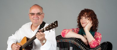 Máire Ní Chathasaigh and Chris Newman (Irish Harp & Guitar)