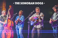 Image for event: Folk Club Night featuring The Sonoran Dogs