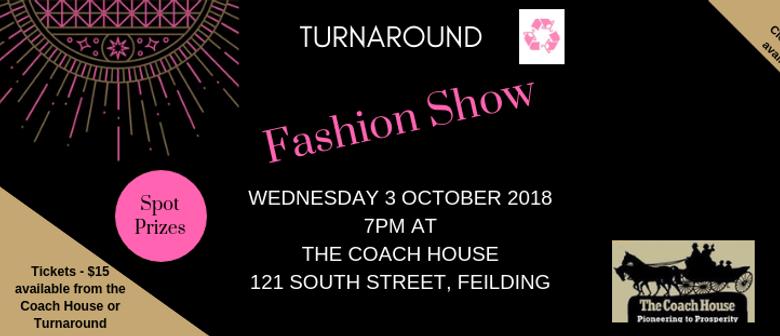 Turnaround Fashion Show
