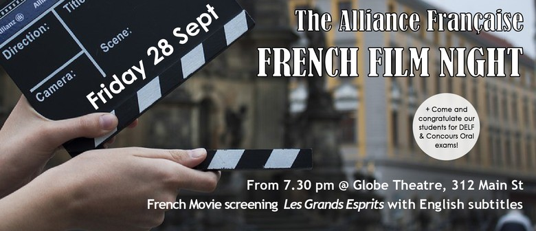 French Film Night - Les Grands Esprits