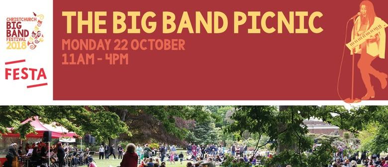 FESTA 2018: The Big Band Picnic