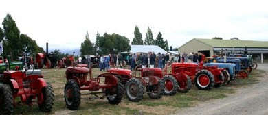 Marlborough Vintage Farm Machinery Open Day