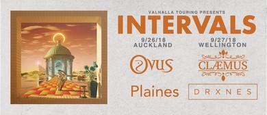 Intervals - NZ Tour