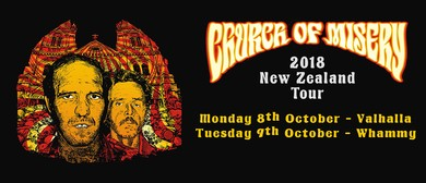 Church Of Misery – Doom of New Zealand Tour