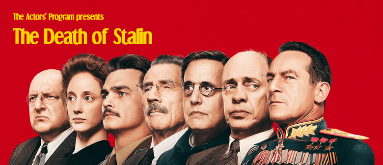 The Actors' Program Film Night: The Death of Stalin