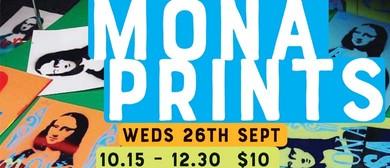 Mona Prints