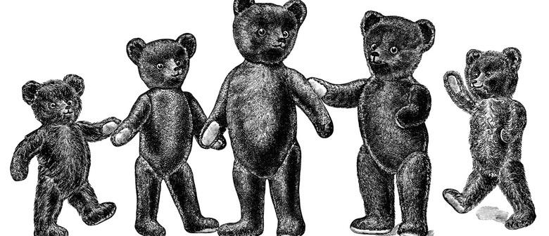 Teddy Bear Sleepover – Halloween