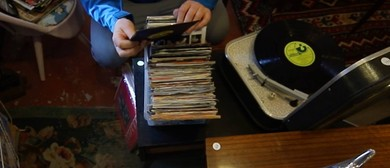 Vinyl Sound Clash #2 Hastings Pop Up Vinyl Record Fair