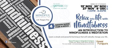 Relax into Life with Mindfulness
