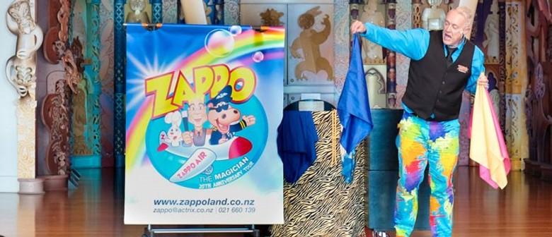Magic with Zappo