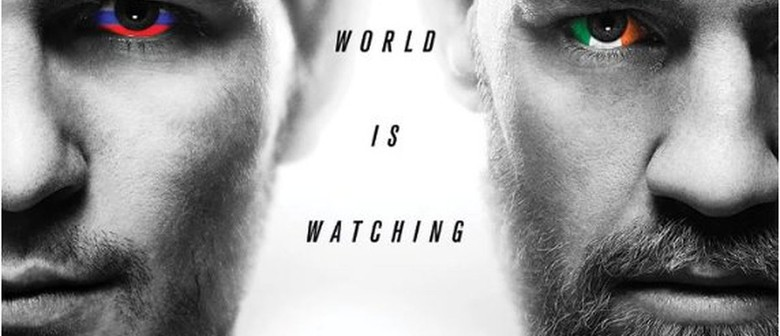 UFC 229 - The World Is Watching: Mcgregor Vs Khabib
