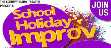 School Holiday Improv
