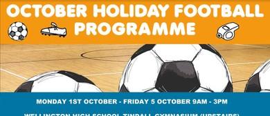 WUAFC October School Holiday Porgramme