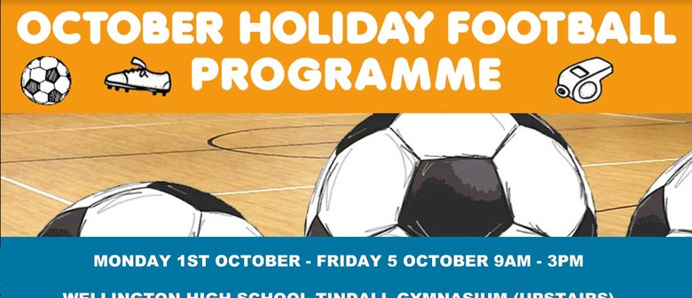 WUAFC October School Holiday Porgramme