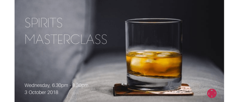Spirits & Cocktail Masterclass Spring Special