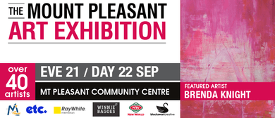 2018 Mt Pleasant Art Exhibition