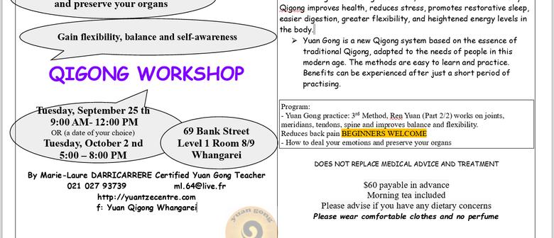 Qigong Workshop
