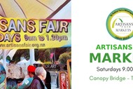 Image for event: Artisans Fair Markets