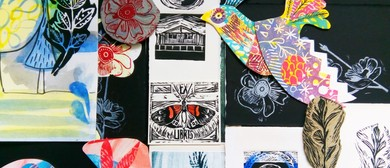 Studio One Toi Tū - Relief Printmaking