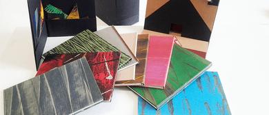 Studio One Toi Tū - Folded and Sewn Bookmaking Workshop